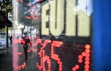 Újra 365 felett az euró árfolyama