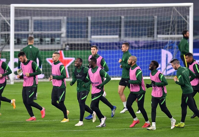 Juventus - Ferencváros - ÉLŐ