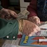 Egyre többen kapnak átlag feletti nyugdíjat