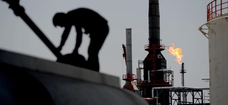 Rárepültünk az iráni olajra