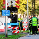 Teherbicikli ütközött vonattal Hollandiában, gyerekek haltak meg