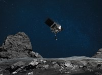 Szivárog a kőzetminta, ezért már ma nekiáll az OSIRIS-REx űrszonda a bespájzolásnak
