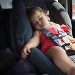 Új törvény, hogy ne legyen több gyermekhalál a túlhevült kocsikban