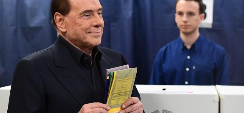 Harmadosztályú olasz csapatot venne Berlusconi