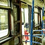 Február végére javíthatják ki a legjobban szétrohadt metrókocsikat – videó