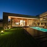 Gyönyörű luxusvilla Iránban