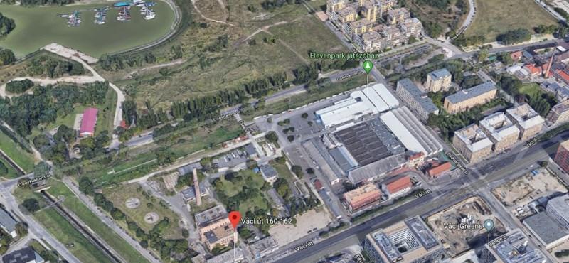 Tagadja Váci úti terveit az MNB-s vagyonkezelő, de egy dokumentumban van magasház