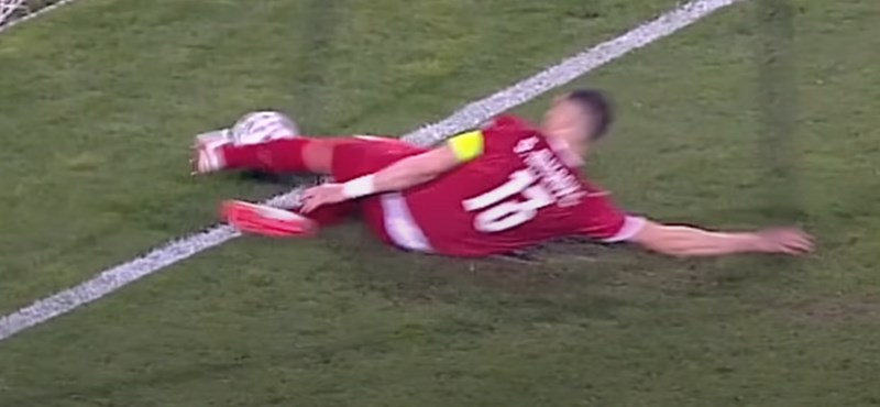Nem csoda, hogy Ronaldo kiakadt, amikor ezt nem adták meg