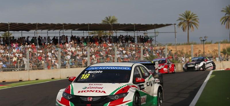 Honda: kemény WTCC-nyitány apró pozitívumokkal