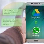 Jó hír androidosoknak: tovább finomítja a WhatsApp a korlátlan tárolási funkciót