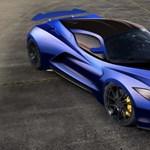 Ennél nincs feljebb: 480 km/h sebességű új hipersportkocsi jön