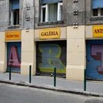 Street art percek: Shrek