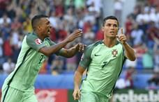 A magyar internetezők nagyobb része portugál győzelemre számít ma este