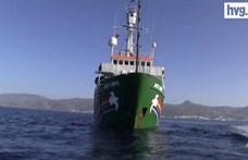 2,7 millió eurót fizet Oroszország a Greenpeace-nek a letartóztatott hajólegénység miatt