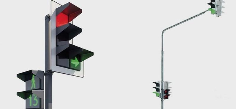 Az oroszok forradalmasítják a közlekedési lámpát