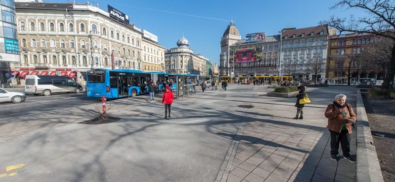 Vitézynek nem tetszik az új Blaha terve, a városháza visszaszólt neki