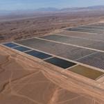 Ekkora naperőművet még nem látott – videó