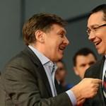 Román elnökválasztás: Ponta tízszázalékos előnnyel fordulhat