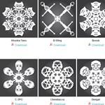 Így készíthet Star Wars figurás hópelyheket
