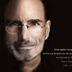 Anyja nem tudja, hogy meghalt Steve Jobs