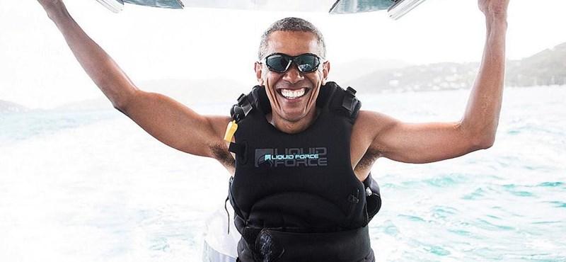 Lecserélnek egy volt konföderációs elnököt Obamára