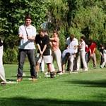 Harminc iskolában lehet golfozni 2012-től