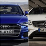 Audi, BMW, Mercedes – ki nyerte 2018-at?