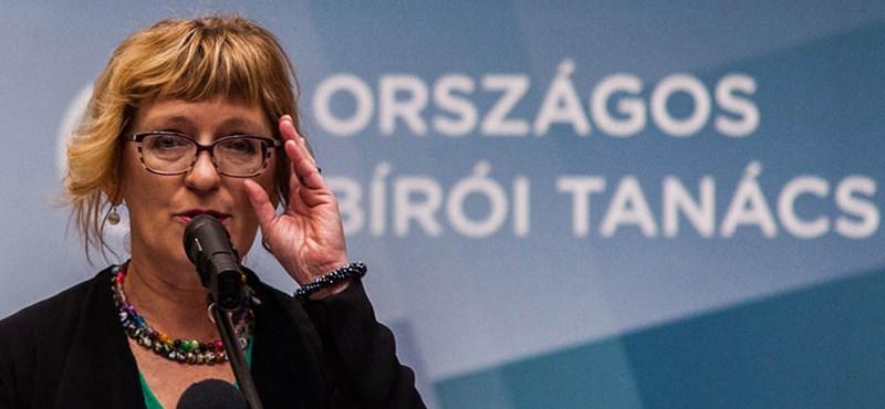 Belengette Handó kirúgását az Országos Bírói Tanács