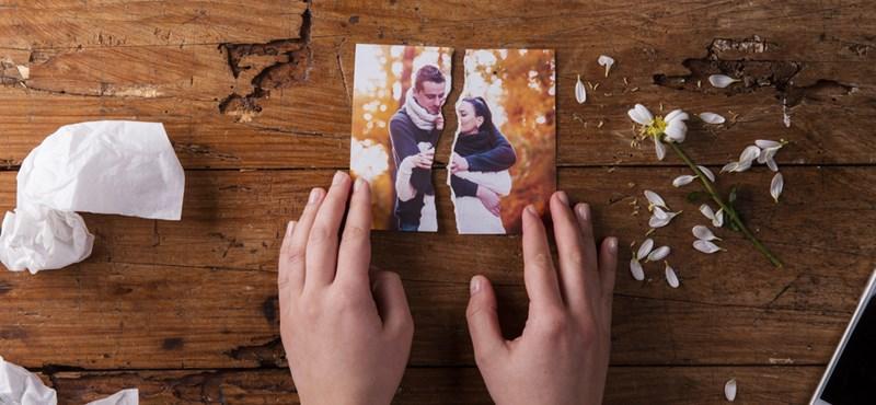 670 szakítás bizonyítja, hogy szerelmi csalódás után is kell a gyászév