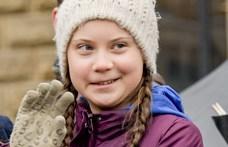 """""""Most kell arról dönteni, hogy élünk majd a jővőben"""" Greta Thunberg Londonban beszélt"""