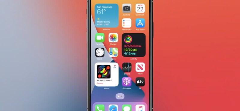 Bekerül az iPhone-okba egy új funkció, érdekesen lehet majd előhívni