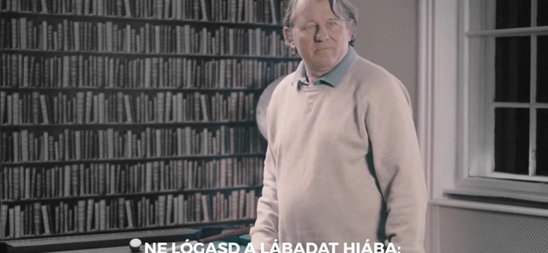 Vörösmarty-verssel és Szarvas Józseffel kampányol az SZFE a jelentkezőkért