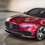 Itt a kis szenzáció a Mercedestől: ez akár az új kecskeméti modell is lehet