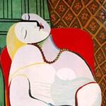Hat évvel a könyök-baleset után elkelt a híres Picasso-kép