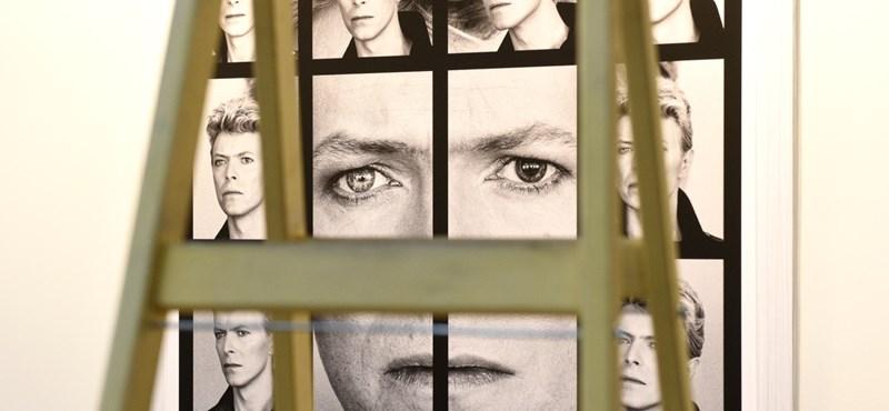 """""""David Bowie elém állt, és azt mondta: szeretlek, ég veled"""""""