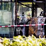 Megtámadták egy holland újság székházát