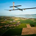 Óceánátrepülése előtt utoljára szállt le a Solar Impulse 2