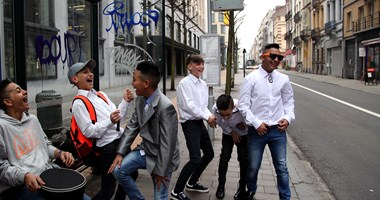 Aremény útja – Ózd–Brüsszel retúr