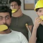 Buján evett egy banánt a klipjében, lecsukták az énekesnőt