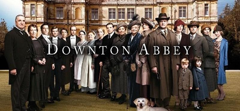 Megjött a Downton Abbey film trailere, és egészen csodálatos