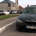 Háromkerekű BMW-t hajtott egy részeg férfi Edelényben