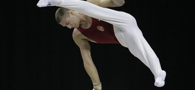 Picit eldugnák Berki Krisztiánt az olimpián