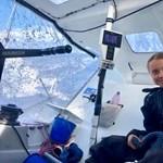 Greta Thunberg megérkezett hajójával New Yorkba