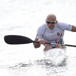 Kihagyja a szezont Molnár Péter világbajnok kajakos
