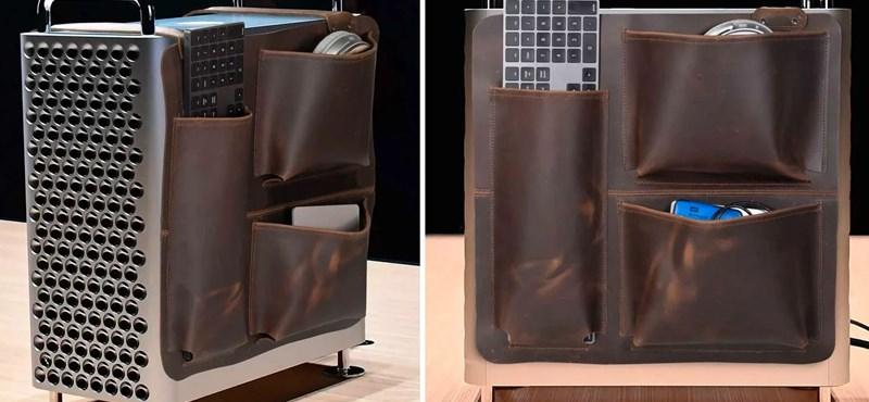 126 ezer forintba kerül a táska, amit az Apple méregdrága számítógépéhez terveztek