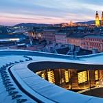 Megnyílt az új luxusétterem Budapest tetején
