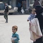 Amnesty: Törökország háborús övezetbe telepített vissza szíriai menekülteket