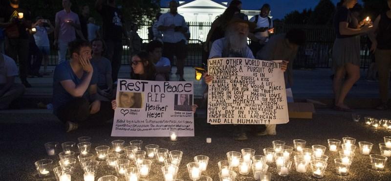 Hátborzongató a charlottesville-i erőszak halottjának utolsó Facebook-posztja