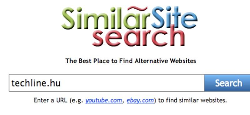 Tech: Keressen hasonló oldalakat! - HVG hu