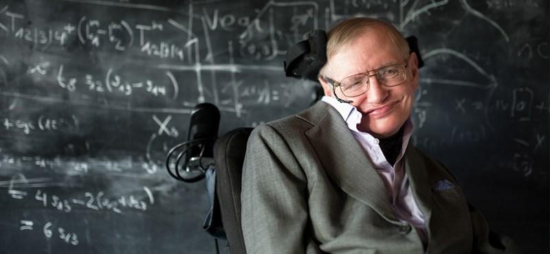 "Stephen Hawking utolsó üzenete: ""Nincs Isten"""